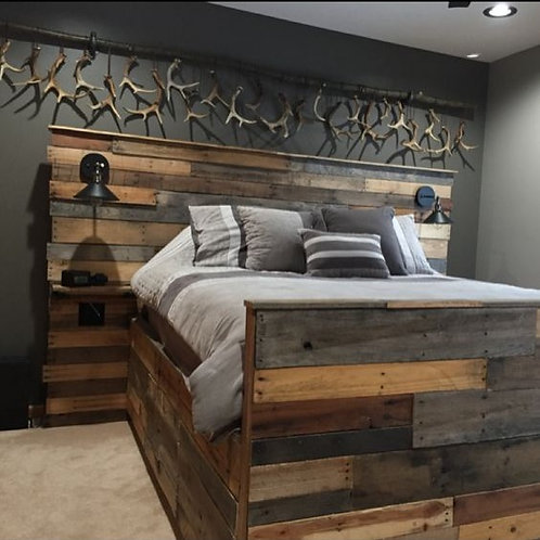 Antlers Bed