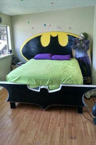 Double logo Bat