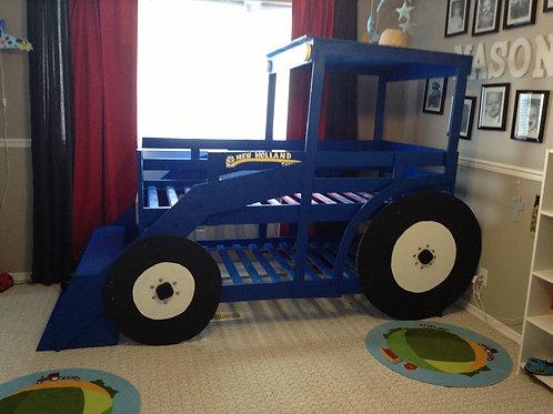 Blue Tractor Bunk