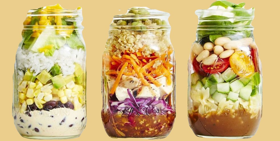 Making Healthy Lunches that taste incredible