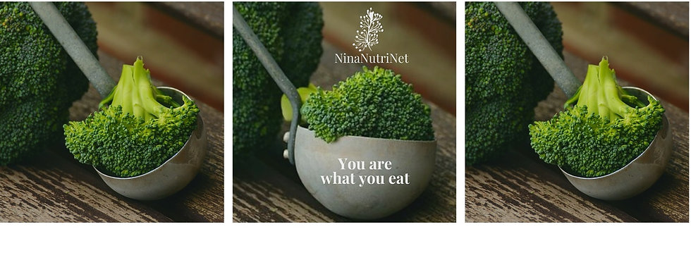 Triptik brocoli_you are what you eat_NNN