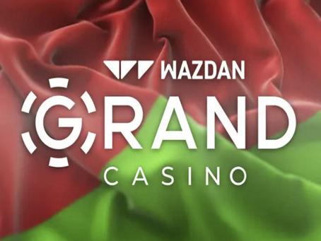 온라인 카지노 중 인정받는 제작자 Wazdan은 벨라루스 진출을 축하하고 있습니다.
