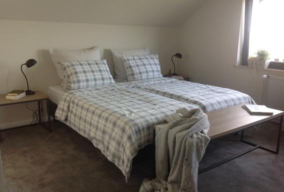 Moderne bequeme Betten...