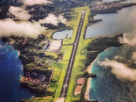 Reopening of Grenada's Airport!