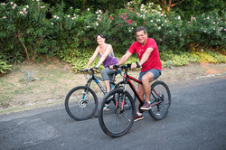 Bike in the neighbourhood