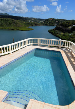 Pool and Bay