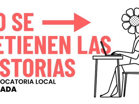 ¡Convocatoria local cerrada! V Residencia Iberoamericana de Guión