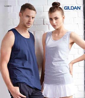 JES-2200 Gildan Ultra Cotton Adult Tank top