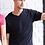 Thumbnail: JES-63V00 Adult V-neck Tshirt