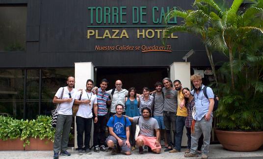 Residencia Iberoamericana de Guión 2017