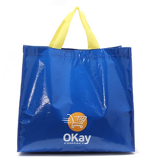 XINK- 004 Customised Laminated Non Woven Bag