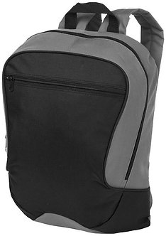 DON-11991800 Cleveland 14' laptop backpack black