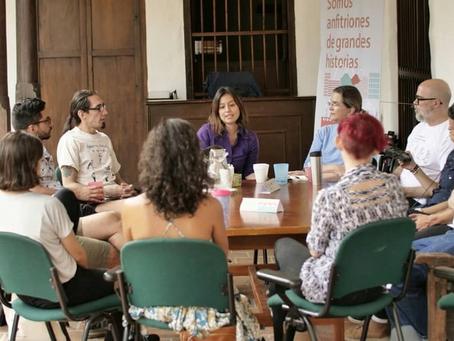 ¡Proyectos de Cali seleccionados! V Residencia Iberoamericana de Guión