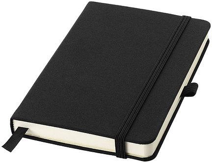 DON-10634804 Notebook Midi A5 Black