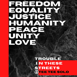 Trouble in These Streets Tee Tee Solo.pn