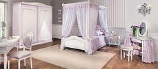 chambres à coucher classiques, diverses couleurs