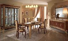 salles à manger luxury classiques, couleurs variées haut de gamme