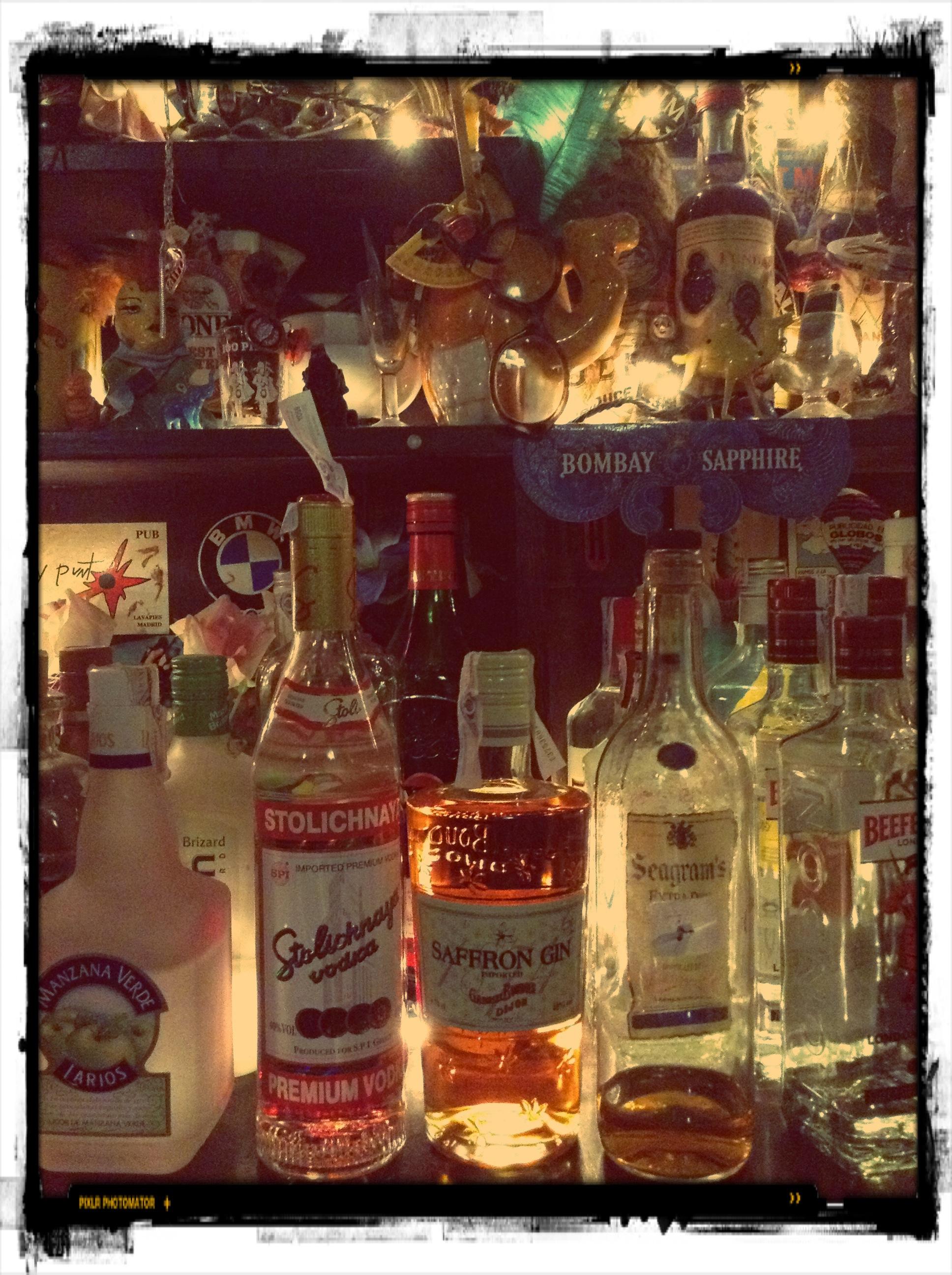 maispala cafe bar vigo spirits