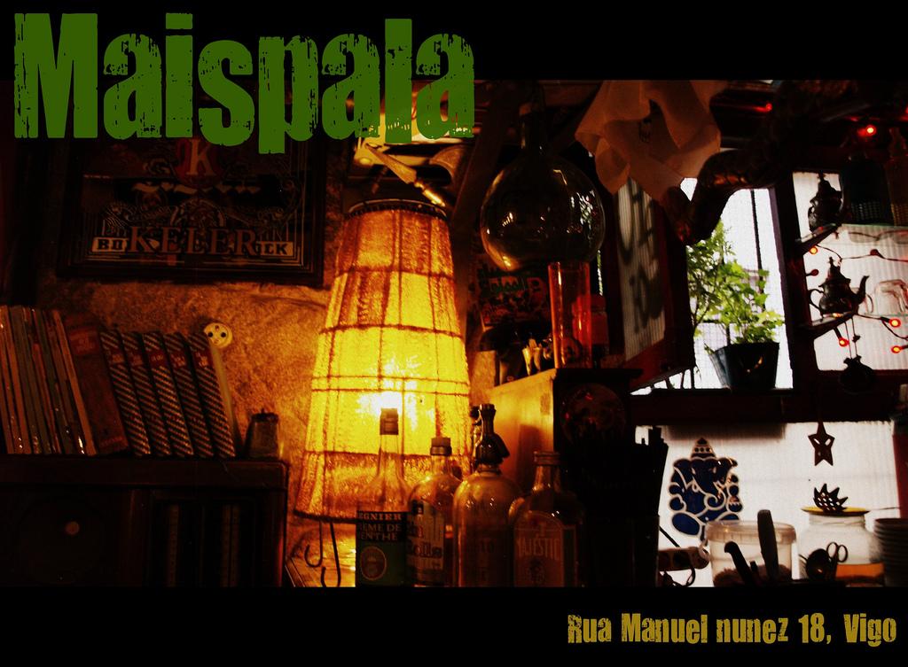 maispala cafe bar vigo barra