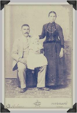 """ALT="""" foto familia maispala vigo c.1900"""""""