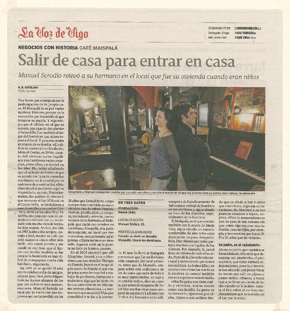 """ALT=""""scaneado de articulo en la prensa del Maispala"""""""