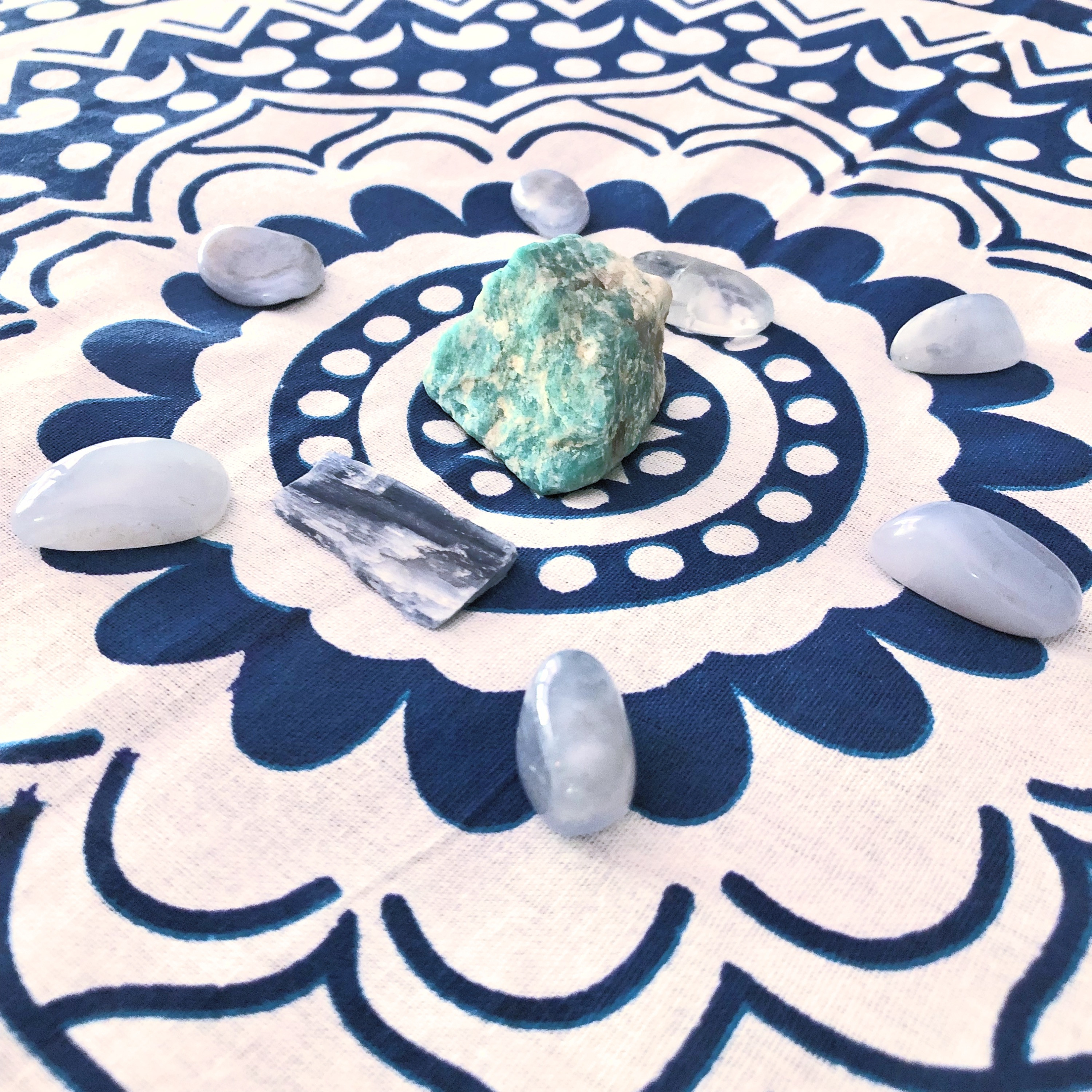 Crystal Healing in Your Home