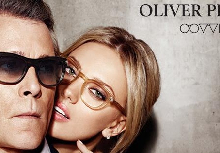 Meet Oliver Peoples Eyewear