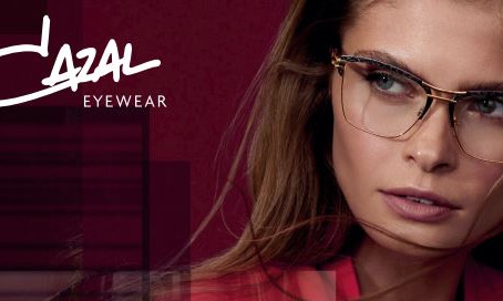 CAZAL Eyewear Never Goes Out of Style
