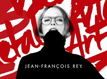 Meet Jean-François Rey and his Family of Eyewear