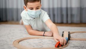 A karantén negatív hatásai a gyermekek életében