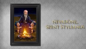 Szent Stylianos, uszodánk névadója