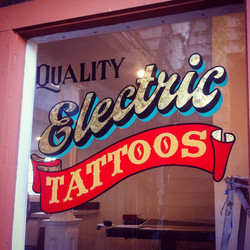 Quality Electric Tattoos!