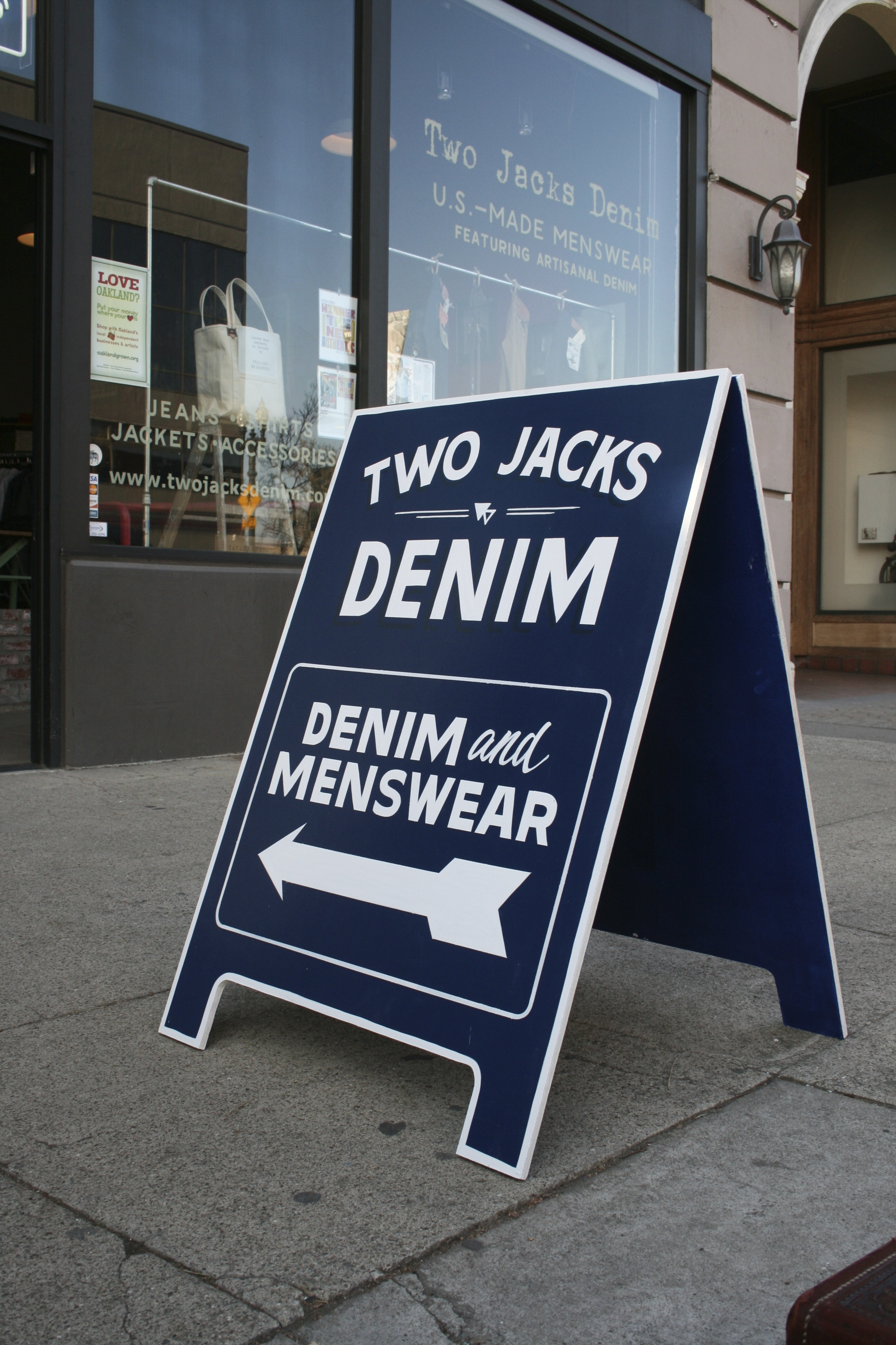 Two Jacks Denim