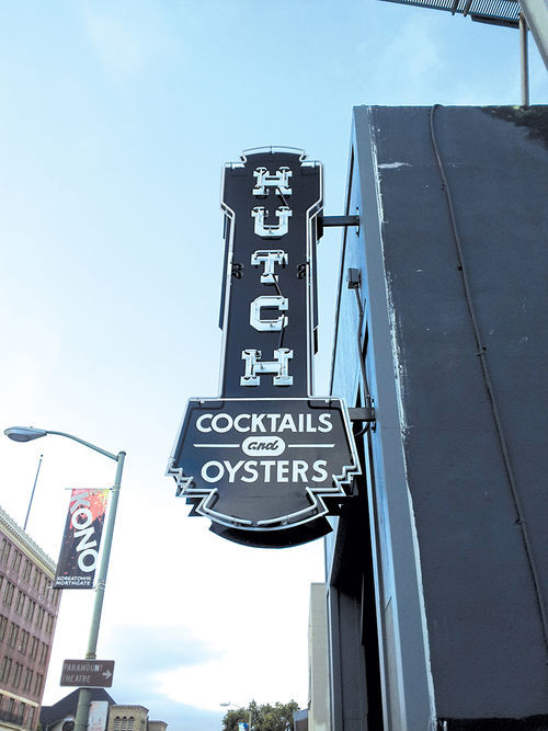 Hutch- Downtown Oakland
