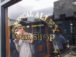 Temescal Alley Barber Shop