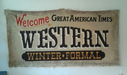Western Winter Formal banner