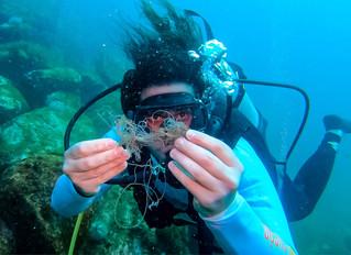 Dia Mundial de Limpeza 2020 nas Ilhas Cagarras