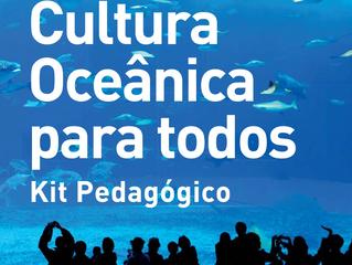 Unesco lança versão em português do Guia Pedagógico Cultura Oceânica para todos
