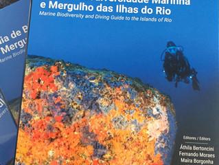 Projeto Ilhas do Rio lança Guia de Espécies Marinhas do RJ