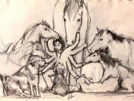 משפחתי וחיות אחרות