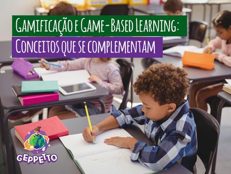 Gamificação e Game-Based Learning: Conceitos que se complementam