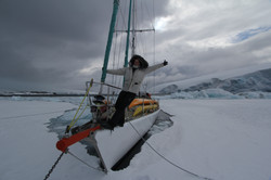 Spirit of Sydney, Antarctica