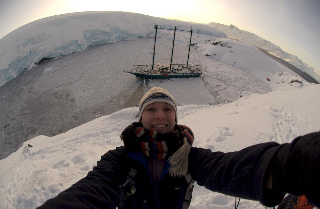 Sedna, Antarctica