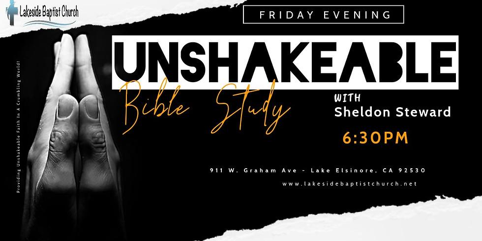 Unshakeable Bible Study