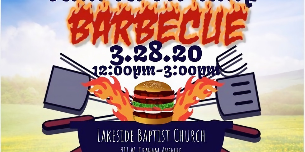 Church Cleanup Barbeque