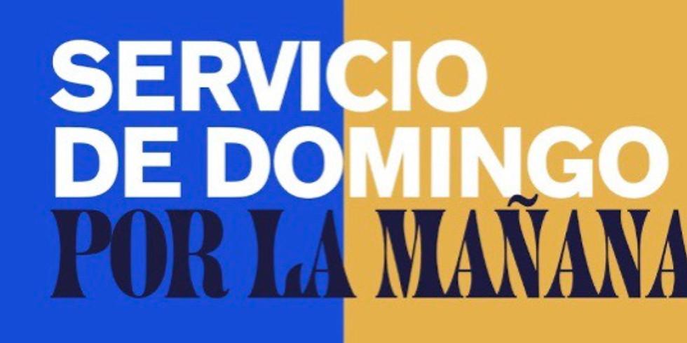 Servicio De Domingo Por La Mañana