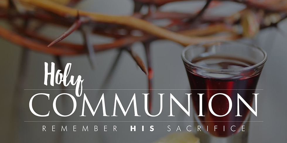 Sunday Communion
