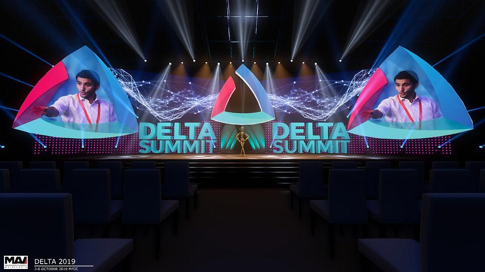 Event Design & 3D Visualization