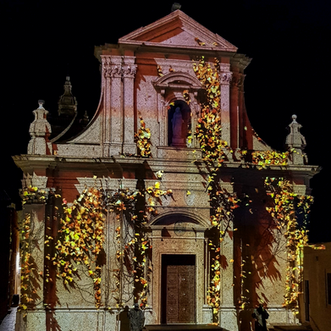 052018 - Projection Mapping - Gozo Alive