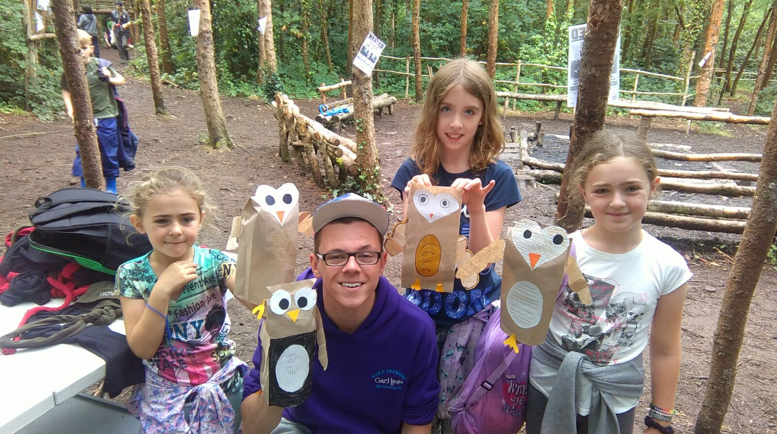 OWL Puppets!